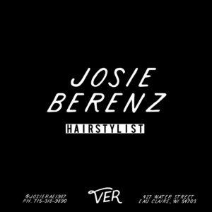 Josie Berenz Eau Claire Stylist