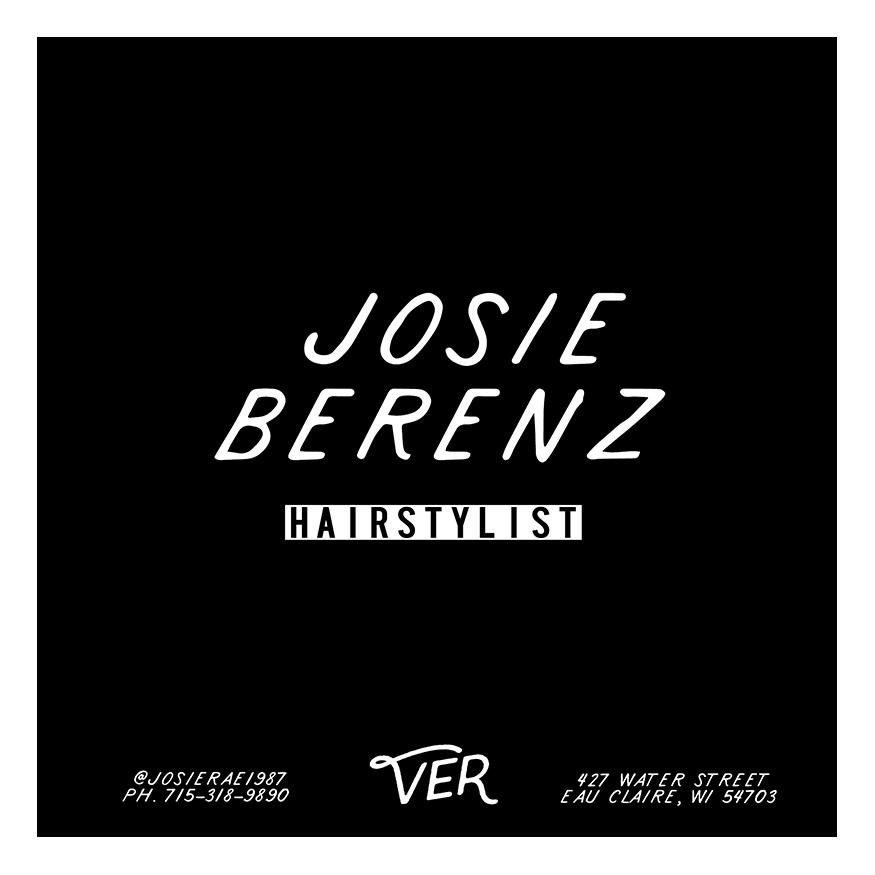 Josie Berenz Hairstylist