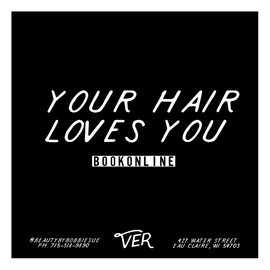 Your Hair Loves You Book Online